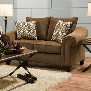 Shop Alfred Loveseat by Chelsea Home
