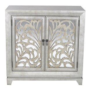 Ximena 2 Door Accent Cabinet by One Allium Way