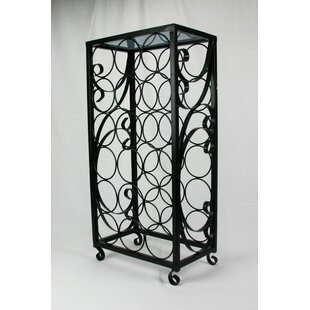 18 Bottle Floor Wine Rack by Pangaea Home..