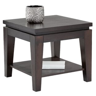 Ikon Asia End Table by Sunpan Modern