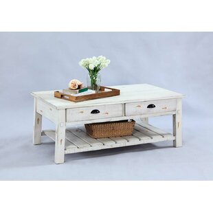 Pinard Coffee Table with Storage by August Grove