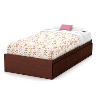 Best Reviews Little Treasures Twin Mates Bed with Drawers by South Shore Reviews (2019) & Buyer's Guide