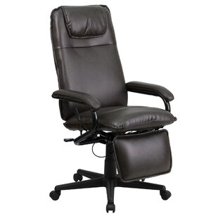 High Back 25 Leather Executive Chair by Offex Best
