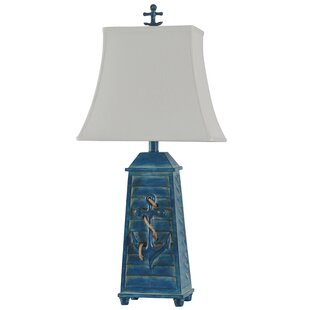 Price comparison Baxter Shutter 30 Table Lamp By Breakwater Bay