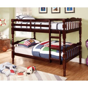 Best Choices Davy Twin Bunk Bed by Harriet Bee Reviews (2019) & Buyer's Guide