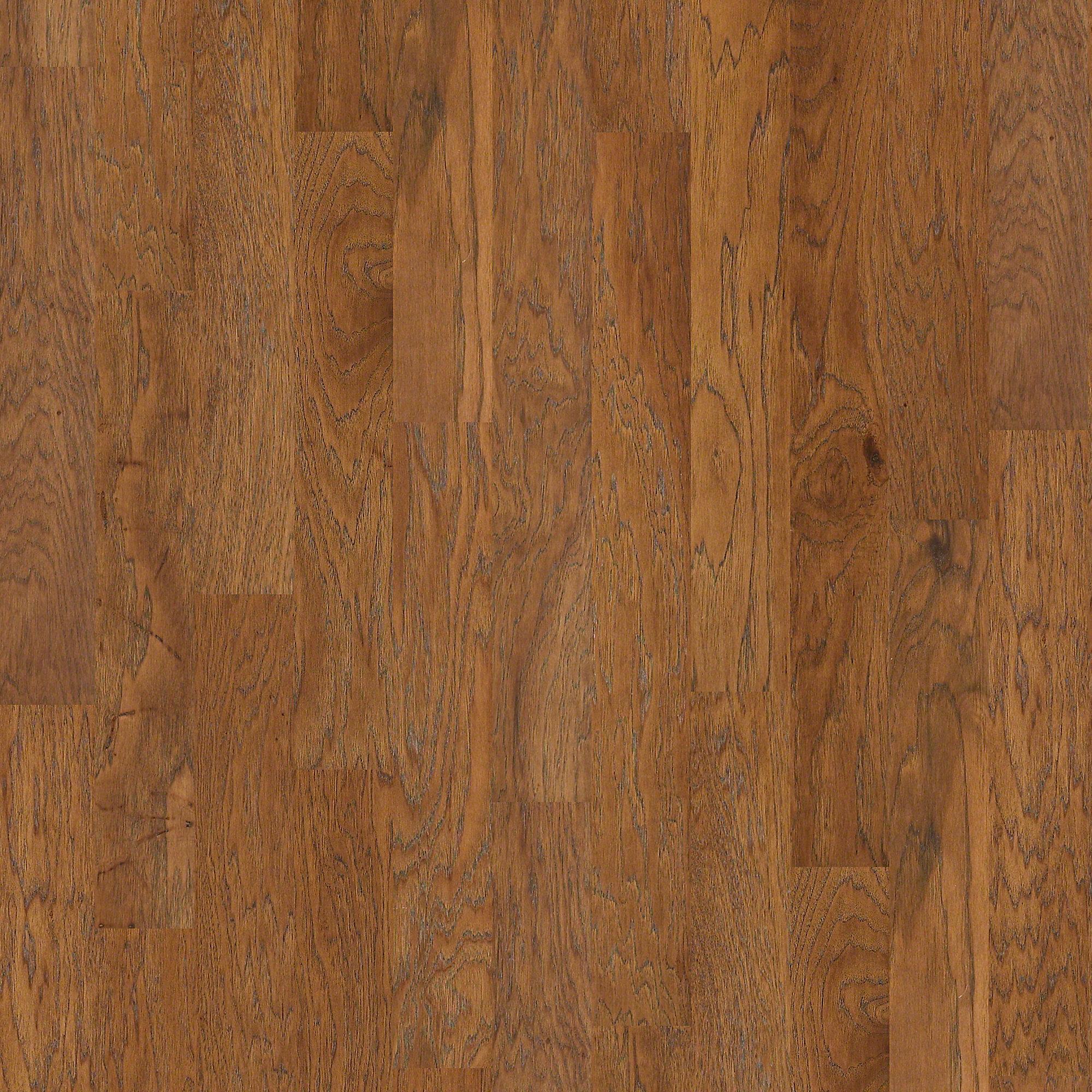 Shaw Floors Victorian Hickory 4.8\
