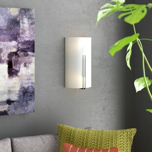 Chadwin 2-Light Tall Wall Sconce By Wade Logan Wall Lights