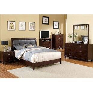 Carrier Platform Configurable Bedroom Set by Alcott Hill