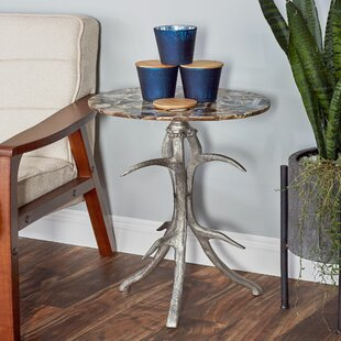 Avion Traditional Rounded Table with Antl..