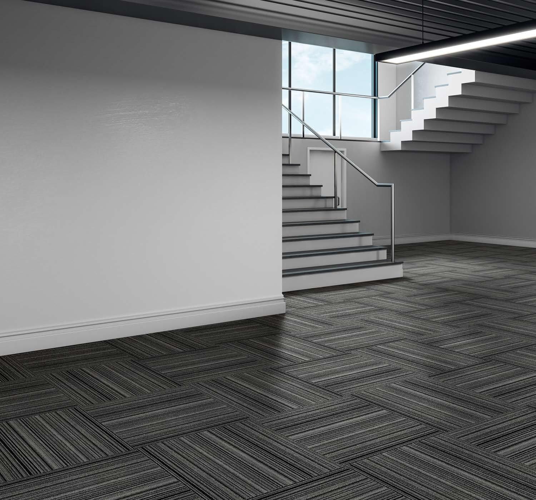 Ez Carpet Parallels 23 5 X 23 5 Level Loop Peel And Stick Carpet Tile Reviews Wayfair