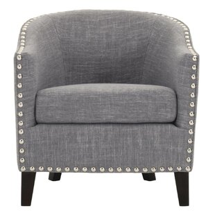Savings Lygia Barrel Chair by Darby Home Co Reviews (2019) & Buyer's Guide