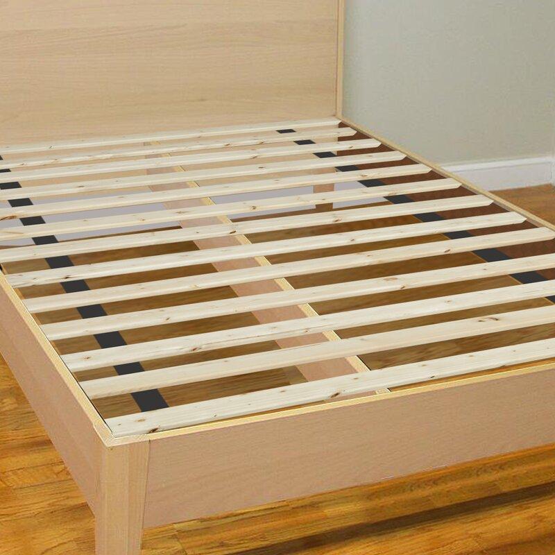 Alwyn Home Audra 2 Folding Wood Bunkie Board Reviews Wayfair