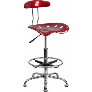 Mccrary Adjustable Industrial Stool