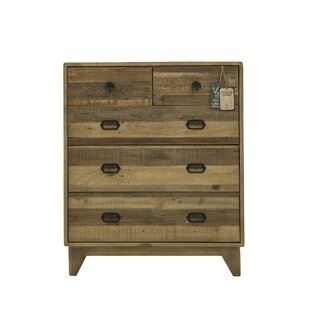 Loon Peak Worcester 5 Drawer Chest Image