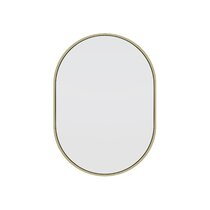 Brass Oval Vanity Mirrors You Ll Love In 2021 Wayfair