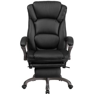 Symple Stuff Yelverton Reclining Swivel Office High-Back Executive Chair