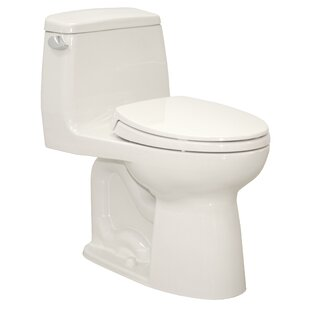 Toto UltraMax® Eco 1.28 GPF Elongated One-Piece Toilet