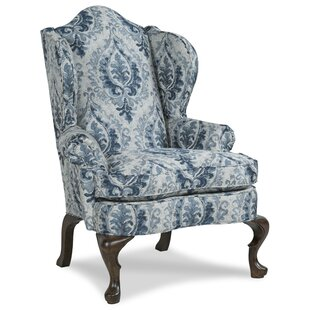 Gentry Wingback Chair by Fairf..