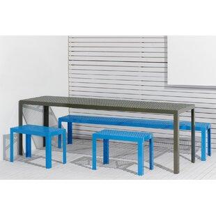 RAD Furniture Howard Series Steel Picnic Bench
