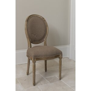 Louis Side Chair by The Bella Collection