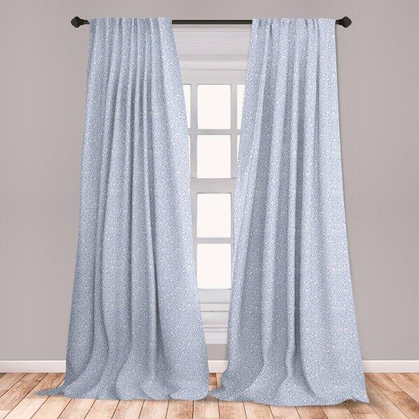 WOW 34 x 27 each panel Curtain Pair Santa /& Sleigh Vintage Panels Cotton