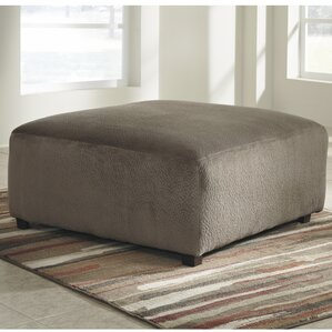 Ossu Oversized Ottoman by Latitude Run
