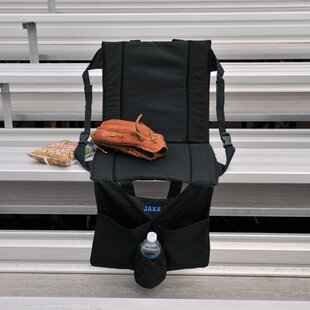 Personalized Gift Folding Stadium Seat by JDS Personalized Gifts
