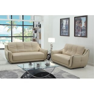 Witton 2 Piece Standard Living Room Set