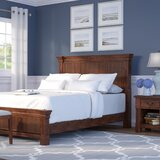 Cargile Standard 2 Piece Bedroom Set by Darby Home Co