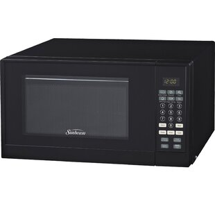 19'' 0.9 cu.ft. Countertop Microwave