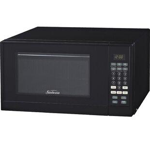 19'' 0.9 Cu.ft. Countertop Microwave by Sunbeam Comparison