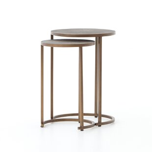 Leyden 2 Piece Nesting Tables