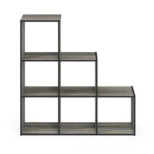 Anzalone Step Bookcase by Ebern Designs