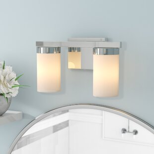 Ebern Designs Curtsinger 2-Light Vanity Light