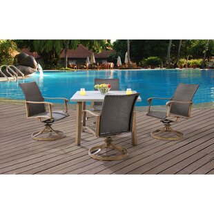 Loon Peak Prager 5 Piece Dining Set