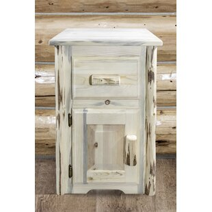 Affordable End Table by Montana Woodworks®