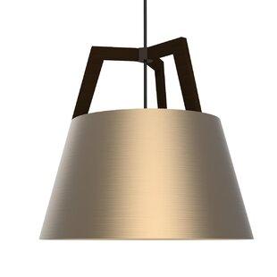 Cerno Imber 3-Light Cone Pendant