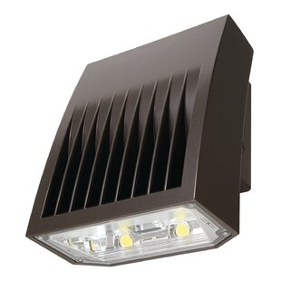 Crosstour 58-Watt LED Outdoor Security Wall Pack by Cooper Lighting LLC
