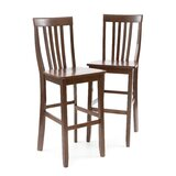 Haslingden Bar & Counter Stool (Set of 2) by Three Posts™