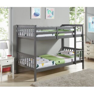 Tracy Single Bunk Bed By Harriet Bee