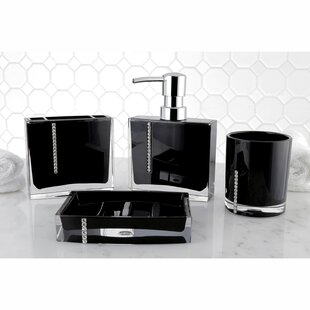 Kingston Brass Capitol 4-Piece Bathroom Accessory Set