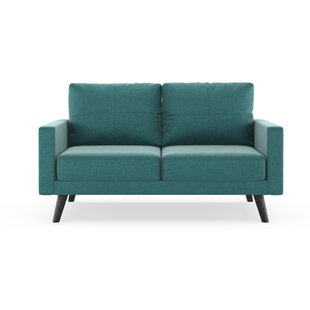 Cowden Mod Velvet Loveseat by Corrigan Studio Looking for