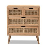 Emmalee 4 Drawer Accent Chest by Bayou Breeze