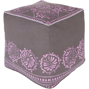 Wright Pouf by Bungalow Rose