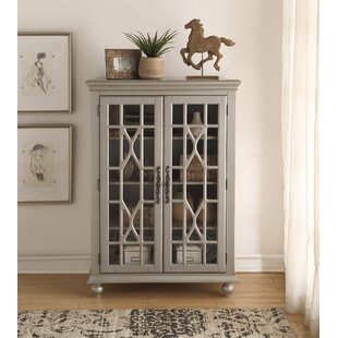 One Allium Way Arend 2 Door Accent Cabinet