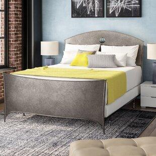 Otis Panel Bed by Trent Austin Design