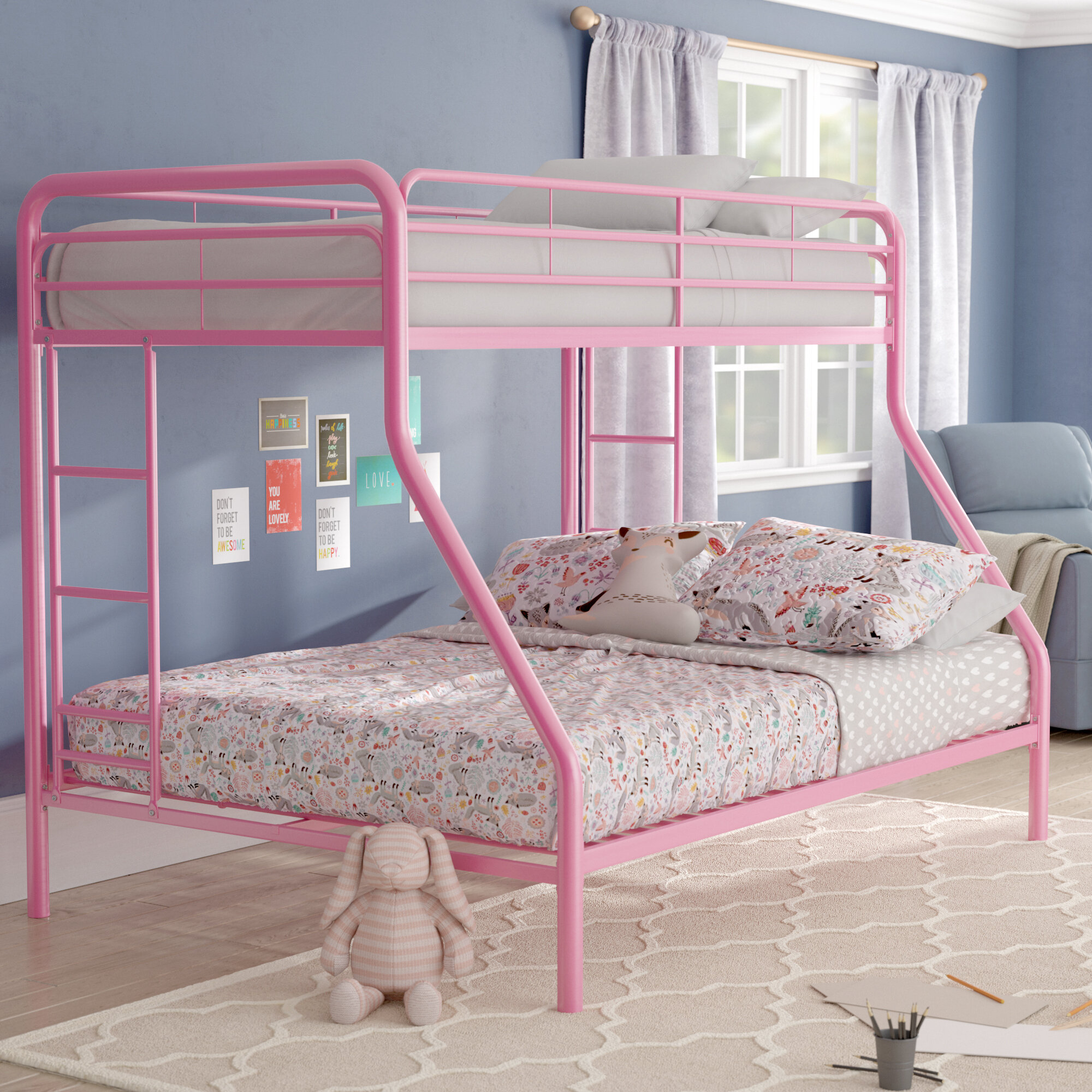 Pink Kids Beds You Ll Love In 2020 Wayfair