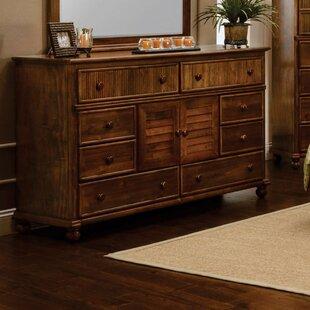 Bayou Breeze Deke 6 Drawer Dresser Image