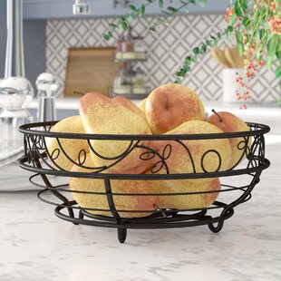 Augustine Kitchen Countertops Fruit Basket