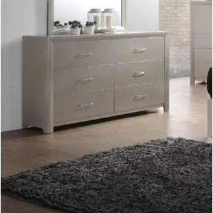 Denton 6 Double Dresser by Mercer41